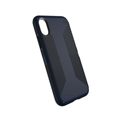 Apple Compatible Speck Products Presidio Grip Case - Black and Black  103130-1050
