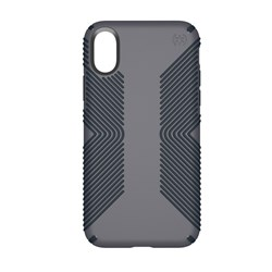 Apple Compatible Speck Products Presidio Grip Case - Graphite Gray And Charcoal Gray  103131-5731
