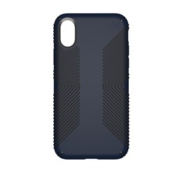 Apple Compatible Speck Products Presidio Grip Case - Eclipse Blue And Carbon Black  103131-6587