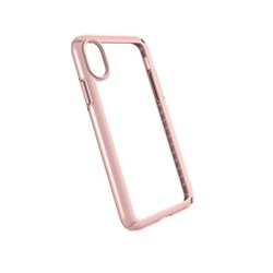 Apple Speck Products Presidio Show Case - Clear And Rose Gold  103134-6244