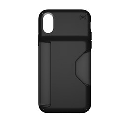 Apple Speck Products Presidio Wallet Phone Case - Black And Black  103138-1050