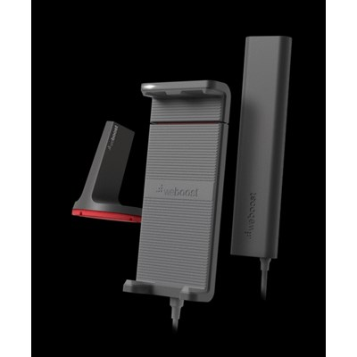 Weboost Drive Sleek Cellular Signal Booster with Cradle  470135