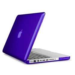 Apple Speck SeeThru Slim Case - Ultraviolet Purple  71533-b937