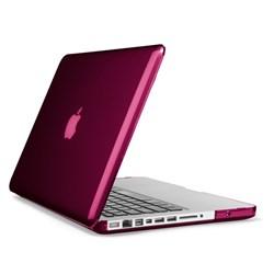 Apple Speck SeeThru Slim Case - Cabernet Red  71535-b932