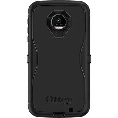 new arrival 8f0b9 2d269 Motorola Moto Z Force Otterbox Rugged Defender Series Case and Holster -  Black