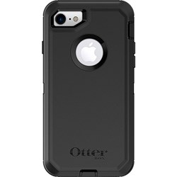 Apple Otterbox Rugged Defender Series Case and Holster - Black  77-56603
