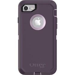 Apple Otterbox Rugged Defender Series Case and Holster - Purple Nebula  77-56605