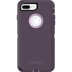 Apple Otterbox Rugged Defender Series Case and Holster - Purple Nebula  77-56827
