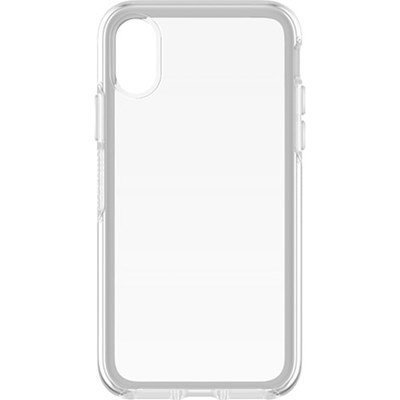 Apple Otterbox Symmetry Rugged Case - Clear Crystal  77-57119