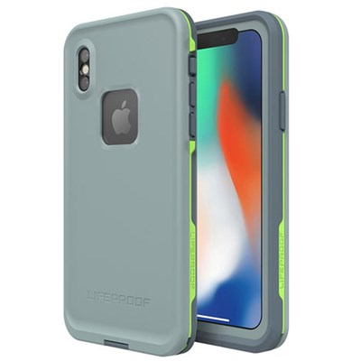 size 40 a2feb ab0fd Apple iPhone X LifeProof fre Rugged Waterproof Case - Drop In 77-57164