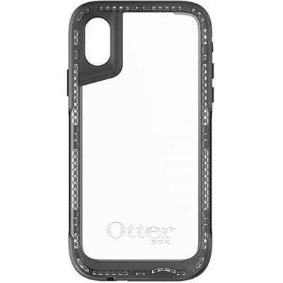 Apple Otterbox Pursuit Series Rugged Case - Black and Clear  77-57211