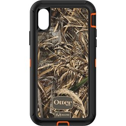 Apple Otterbox Rugged Defender Series Case and Holster - Realtree Max 5HD