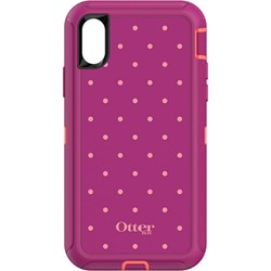 Apple Otterbox Rugged Defender Series Screenless Edition - Coral Dot  77-57222