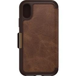 Apple Otterbox Strada Leather Folio Protective Case - Espresso  77-57235