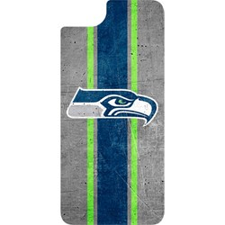 Apple Otterbox NFL Alpha Glass for Front and Back of Device - Seattle Seahawks