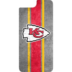 Apple Otterbox NFL Alpha Glass for Front and Back of Device - Kansas City Chiefs
