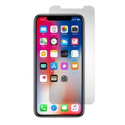 Gadget Guard Black Ice Sapphire Edition Extra Strength Tempered Glass Screen Protector For Apple X