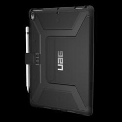 Apple Urban Armor Gear Metropolis Folio Wallet Case - Black And Black  IPDP10-5-E-BK