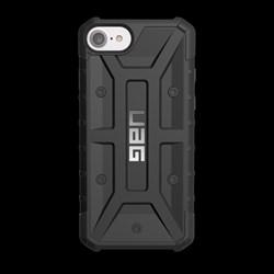 Apple Urban Armor Gear Pathfinder Case - Black And Black  IPH8-7-A-BK