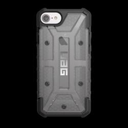 Apple Urban Armor Gear Plasma Case - Ash And Black  IPH8-7-L-AS
