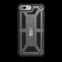 Apple Urban Armor Gear Monarch Case - Graphite And Black  IPH8-7PLS-M-GR