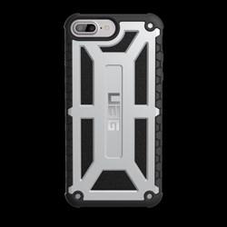 Apple Urban Armor Gear Monarch Case - Platinum And Black  IPH8-7PLS-M-PL