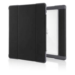 Apple STM dux Plus Case - Black  stm-222-165L-01