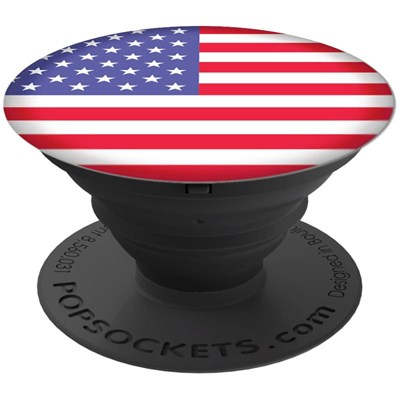 Popsockets - Pop Culture Device Stand And Grip - American Flag