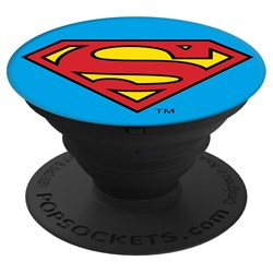 Popsockets - Justice League Device Stand And Grip - Superman Icon