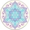 Popsockets - Mandalas Device Stand And Grip - Flower Mandala Image 2