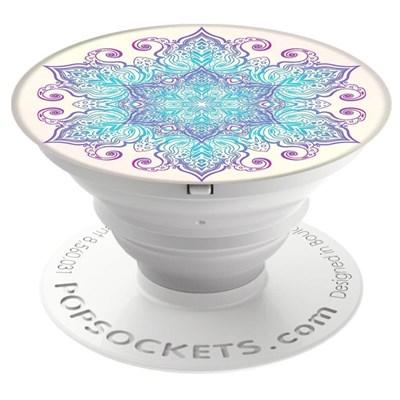 Popsockets - Mandalas Device Stand And Grip - Flower Mandala