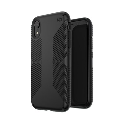 Apple Speck Presidio Grip Case - Black  117059-1050