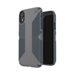 Apple Speck Presidio Grip Case - Graphite Gray And Charcoal Gray  117059-5731