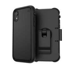 Apple Speck Presidio Ultra Case with Holster - Black  117061-3054