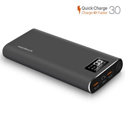 Naztech REV 26800mAh Quick Charge Portable Battery