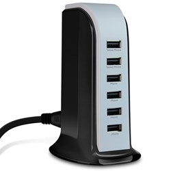 HyperGear Power Tower 6 Charging Station