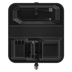 Mophie - Charge Stream Wireless Travel Kit - Black