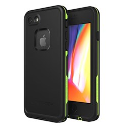 Apple LifeProof fre Rugged Waterproof Case Pro Pack - Black and Green Trim  77-56810