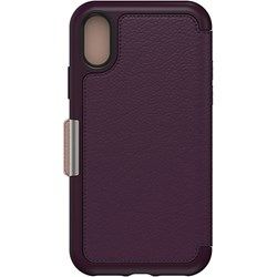 Apple Otterbox Strada Leather Folio Protective Case - Royal Blush - Royal Blush  77-59626