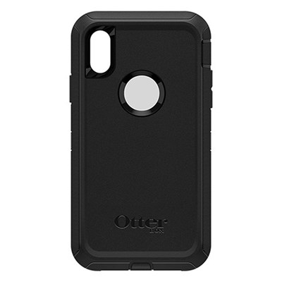 Apple Otterbox Rugged Defender Series Case and Holster Pro Pack - Black  77-59801