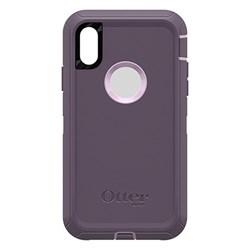 Apple Otterbox Rugged Defender Series Case and Holster - Purple Nebula  77-59762