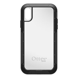 Apple Otterbox Pursuit Series Rugged Case - Black and Clear  77-59907