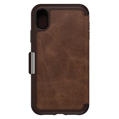 Apple Otterbox Strada Leather Folio Protective Case - Espresso  77-59917