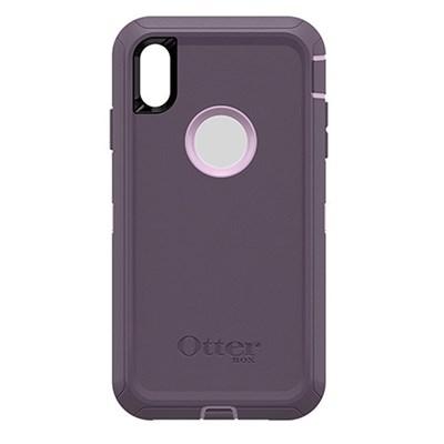 Apple Otterbox Rugged Defender Series Case and Holster - Purple Nebula
