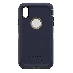 Apple Otterbox Rugged Defender Series Case and Holster - Dark Lake  77-59973