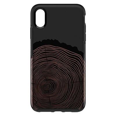 Apple Otterbox Symmetry Rugged Case - Wood You Rather  77-60035