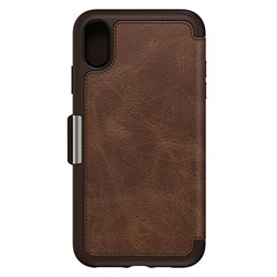 Apple Otterbox Strada Leather Folio Protective Case - Espresso  77-60127