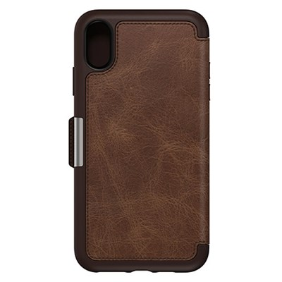 Apple Otterbox Strada Leather Folio Protective Case - Espresso  77-60127