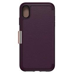 Apple Otterbox Strada Leather Folio Protective Case - Royal Blush  77-60128