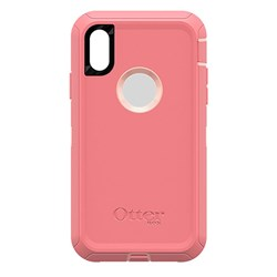 finest selection afb22 8f02d Apple iPhone XR Otterbox Rugged Defender Series Case and Holster - Pink  Lemonade 77-61044